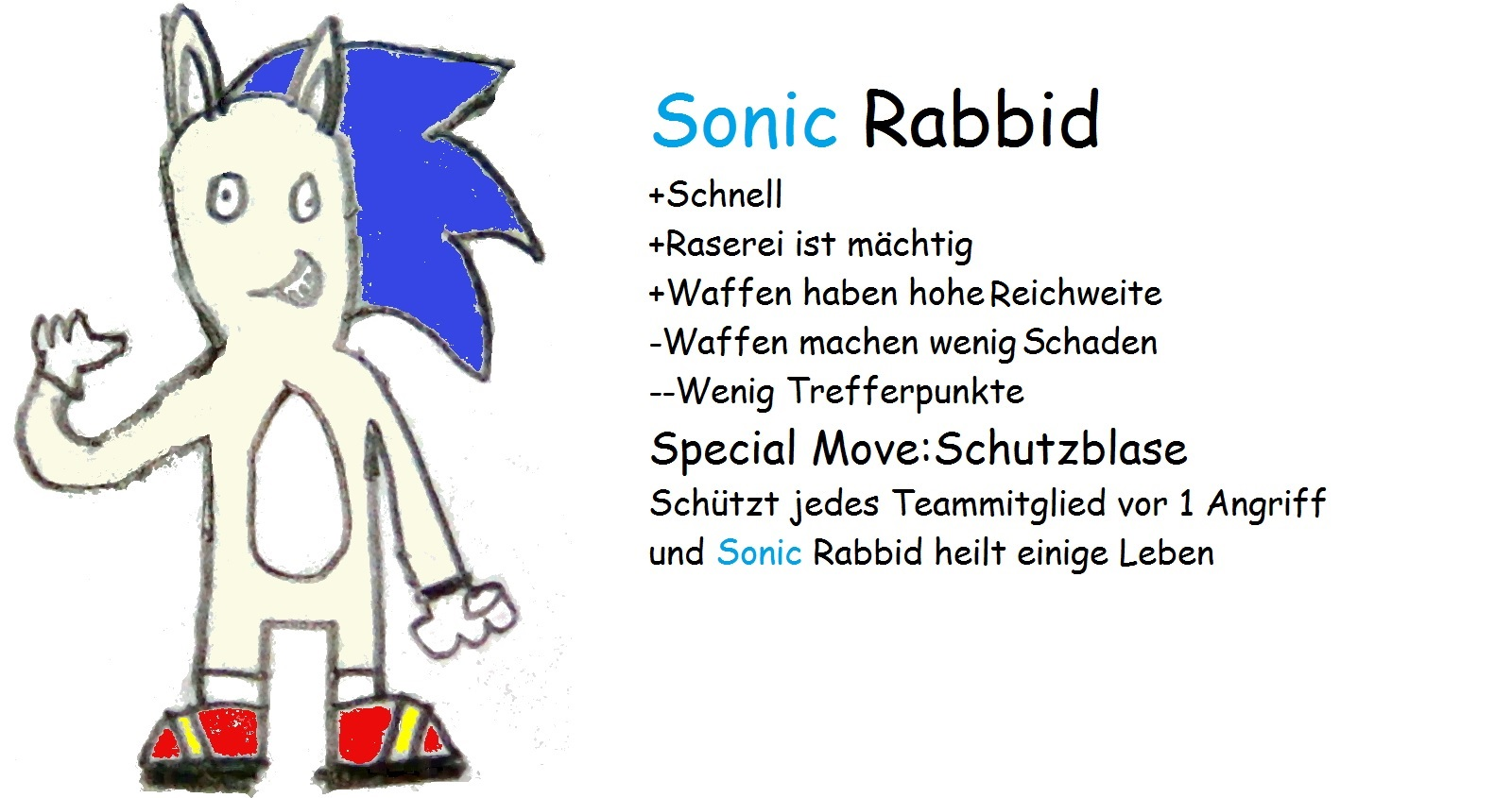 Tristans Sonic Rabbid